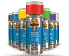 Colour Match Spray Cans